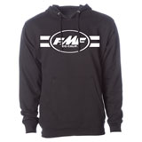FMF RM Geezer Hooded Sweatshirt Black