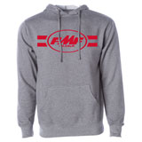 FMF RM Geezer Hooded Sweatshirt Gun Metal Heather