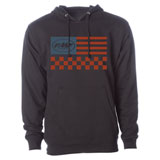 FMF RM Old Glory Hooded Sweatshirt Black