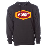 FMF RM Simple Dash Hooded Sweatshirt Black