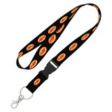 FMF Don Lanyard Black