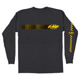 FMF Covered Long Sleeve T-Shirt Grey Heather