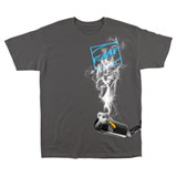 FMF Boxcage T-Shirt Charcoal