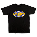 FMF Checkered Past T-Shirt Black