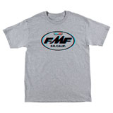 FMF Double Vision T-Shirt Heather Grey
