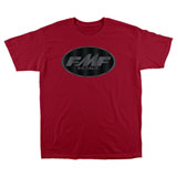 FMF Hazy T-Shirt Red