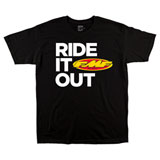 FMF Ride It Out T-Shirt Black