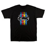 FMF Stripes T-Shirt Black