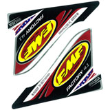 FMF 4-Stroke Silencer Replacement Decals USA