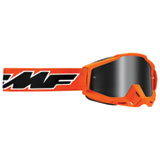 FMF PowerBomb Sand Goggle Rocket Orange Frame/Smoke Lens