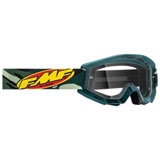 FMF PowerCore Goggle Assault Camo Frame/Clear Lens