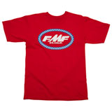 FMF RM Pronto T-Shirt Red