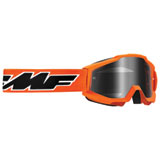 FMF Youth PowerBomb Goggle Rocket Orange Frame/Silver Mirror Lens
