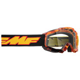 FMF Youth PowerBomb Goggle Spark Frame/Clear Lens