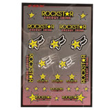 Fox Racing Rockstar Sticker Sheet