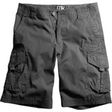 Fox Racing Slambozo Solid Youth Cargo Shorts