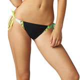 Fox Racing Suspension Ladies Side Tie Bikini Bottom