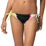 Fox Racing Faster Than Lightning Ladies Side Tie Bikini Bottom