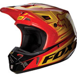 Fox Racing V2 Race Helmet 2014