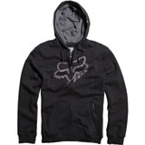 Fox Racing Edger Zip-Up Hooded Sweatshirt