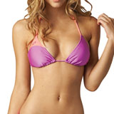 Fox Racing Chroma Ladies Triangle Bikini Top