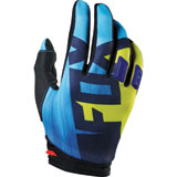 Fox Racing Dirtpaw Vandal Youth Gloves 2015
