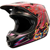 Fox Racing V1 Dragnar Youth Helmet 2015