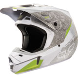 Fox Racing V2 Drezden Helmet 2015