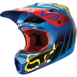 Fox Racing V3 Savant Helmet 2015