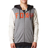 Fox Racing Wingd Zip-Up Hooded Sweatshirt