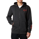 Fox Racing Bond Sherpa Zip-Up Hooded Sweatshirt