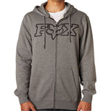 Fox Racing Legacy FHeadX Zip-Up Hooded Sweatshirt