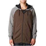 Fox Racing Sekwel Zip-Up Hooded Sweatshirt