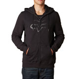 Fox Racing Tract Zip-Up Hooded Sweatshirt