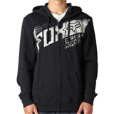 Fox Racing Walker Zip-Up Hooded Sweatshirt