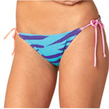 Fox Racing Image Ladies Side Tie Bikini Bottom