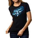 Fox Racing Glitched Ladies T-Shirt
