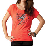 Fox Racing Sassy Wedge Ladies T-Shirt