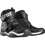 Fox Racing Bomber Boots Black