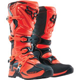 Fox Racing Youth Comp 5 Boots Orange