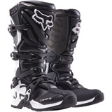 Fox Racing Women's Comp 5 Boots Black/White