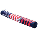 Fox Racing Red White and True Insulated Tube Cooler
