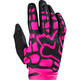 Fox Racing Girl's Youth Dirtpaw Gloves 2017
