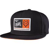 Fox Racing Eternal Snapback Hat