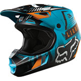 Fox Racing V1 Vicious Youth Helmet