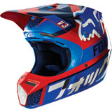 Fox Racing V3 Divizion Youth Helmet
