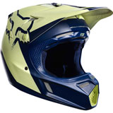 Fox Racing V3 Libra Glow In The Dark LE Helmet