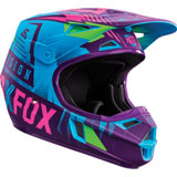 Fox Racing V1 Vicious SE Youth Helmet