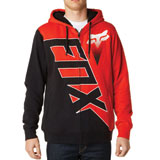 Fox Racing Diamond Sherpa Zip-Up Hooded Sweatshirt