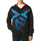 Fox Racing Divizion Zip-Up Hooded Sweatshirt